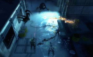 Alien Swarm free action game