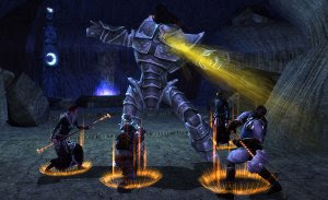 Dungeons and Dragons Online: Eberron Unlimited free online RPG