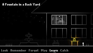 A House in California free retro PC game