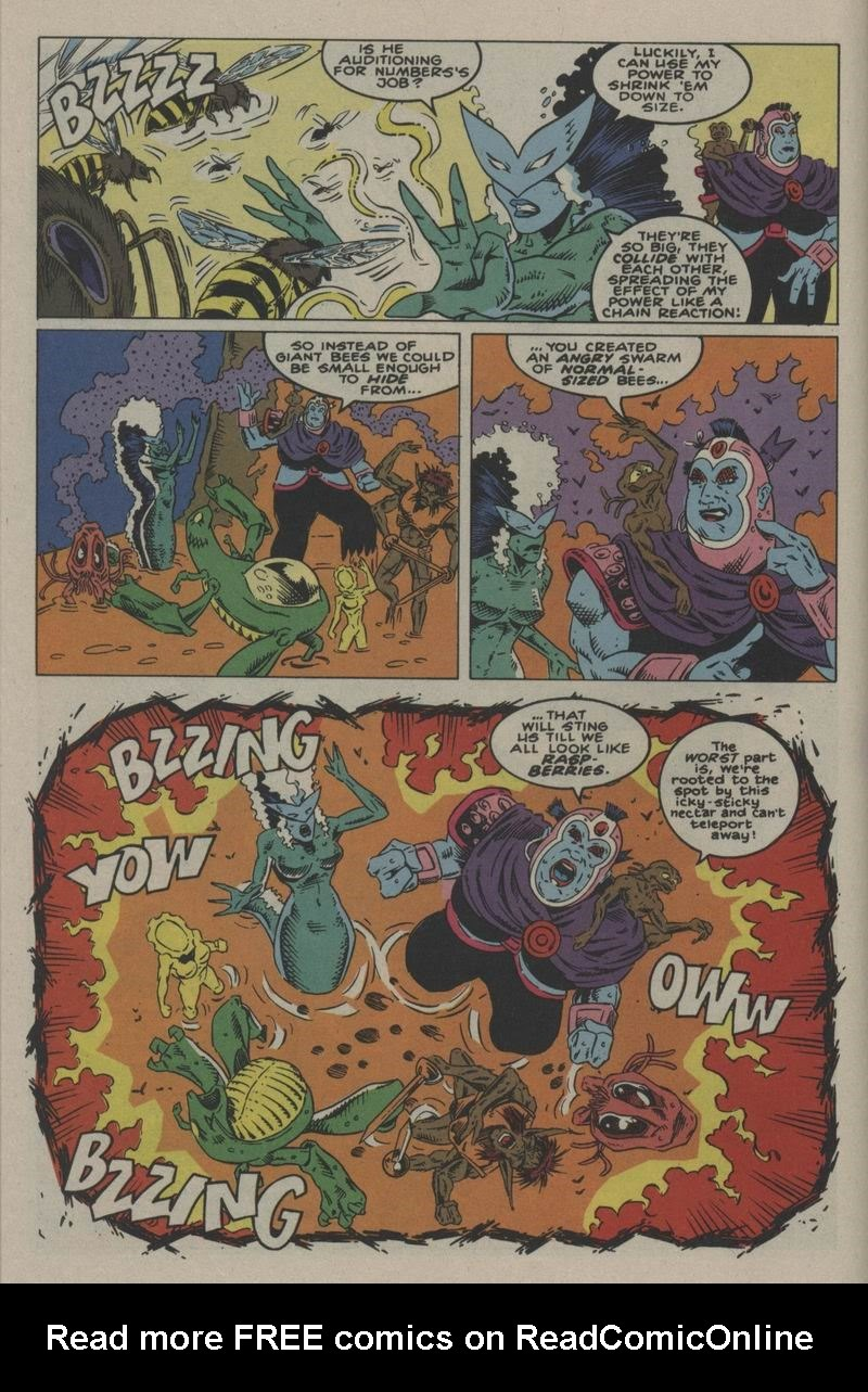 Excalibur (1988) issue Annual 1 - Page 48