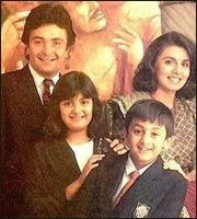 BDay SpecialRare Childhood Photos Of Ranbir Kapoor