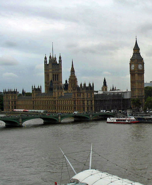 Big Ben and Westminister Palace