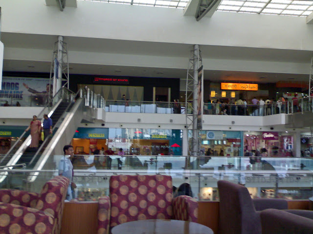 Inorbit mall interior