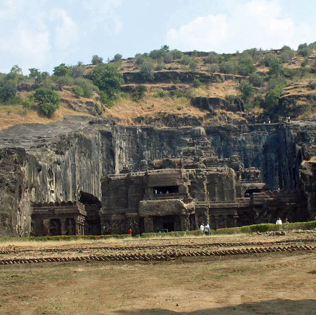 view of Kailashnath Temple