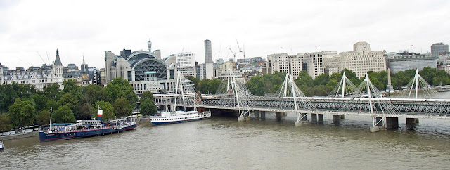 bridge and the river Thames