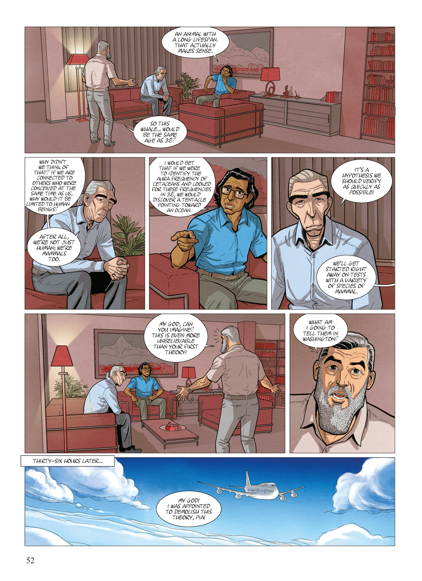 Read online Alter Ego comic -  Issue #10 - 53