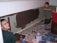 Painting the Nursery