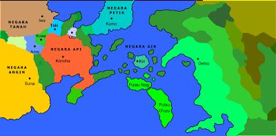 Free Naruto World 63219 Wallpaper Download | old world map