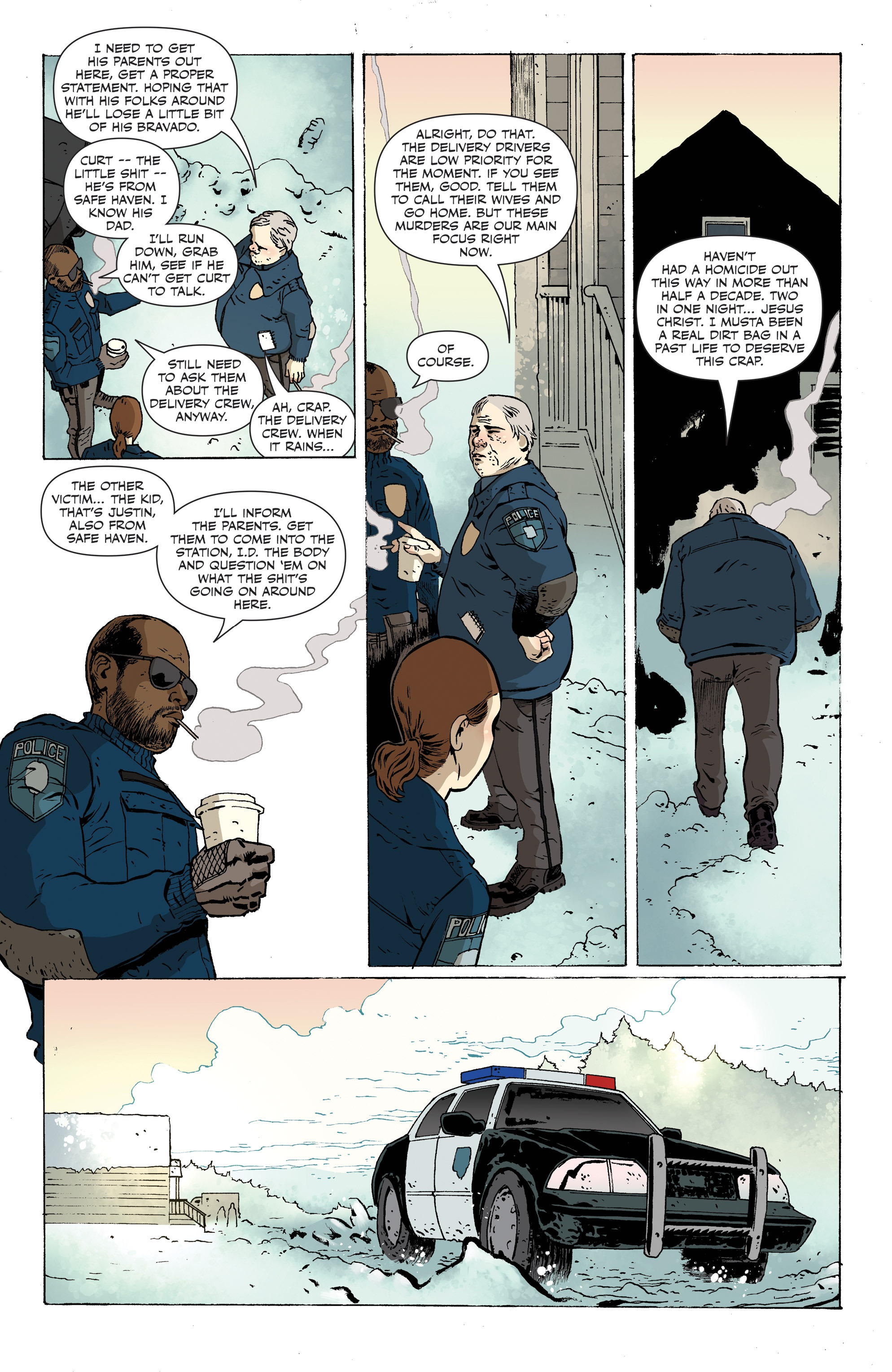 Read online Sheltered comic -  Issue #12 - 5