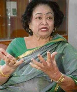 Shakuntala Devi a rare computational genius
