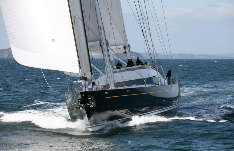 Monago the Ketch Rigged Superyacht is For Sale - The Howorths | The
