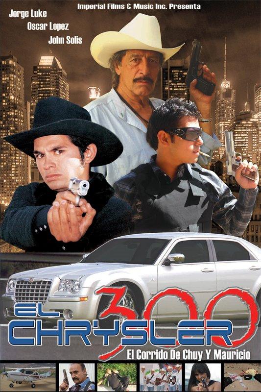Chrysler 300 S >> Corridos & Peliculas