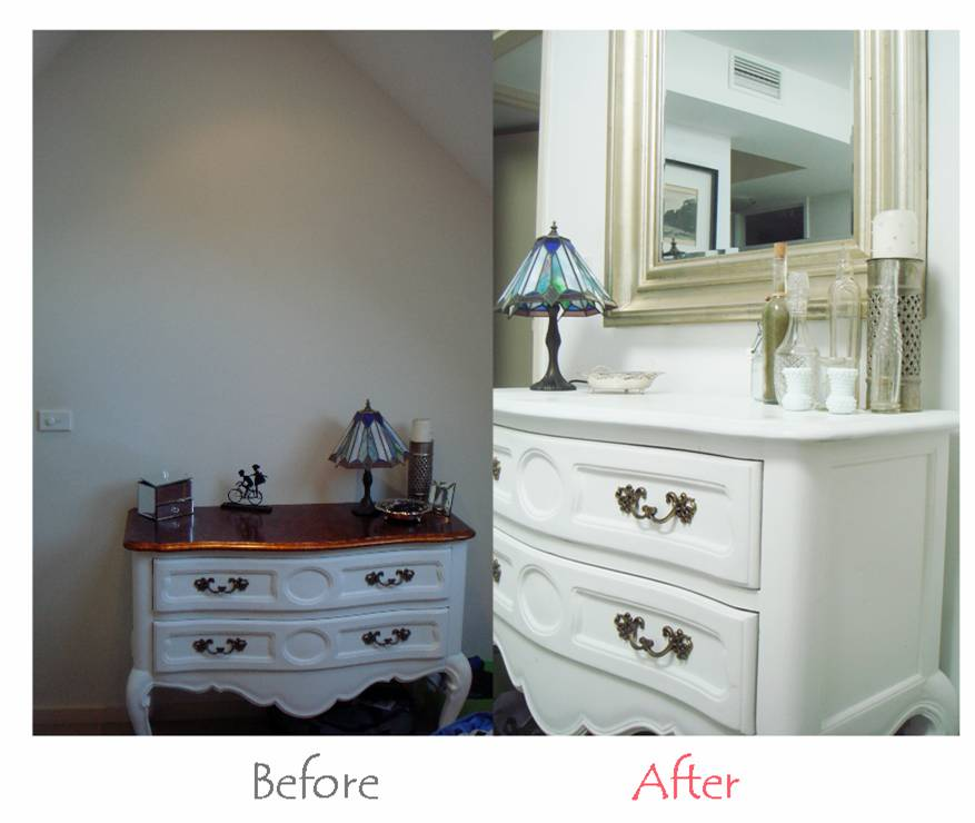 Black Velvet Chair: Our Master Bedroom- Before And After