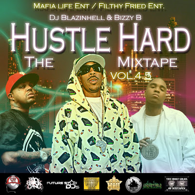 Fleet DJs presents Hustle Hard Vol 45