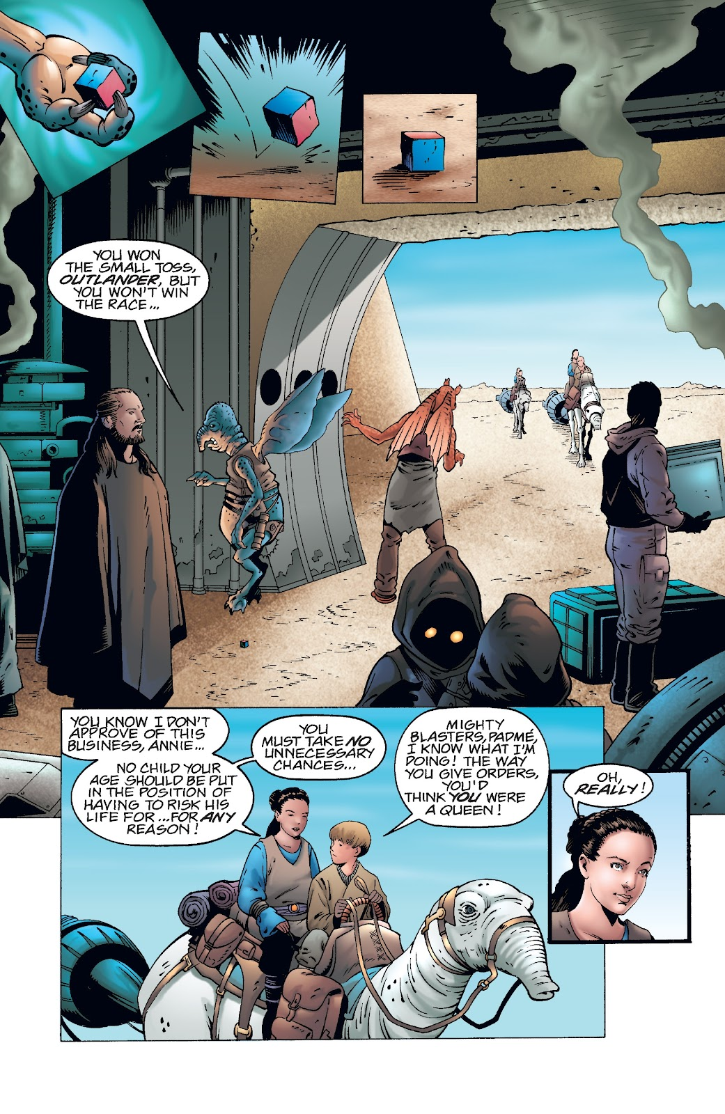Read online Star Wars Legends: Rise of the Sith - Epic Collection comic -  Issue # TPB 2 (Part 4) - 68