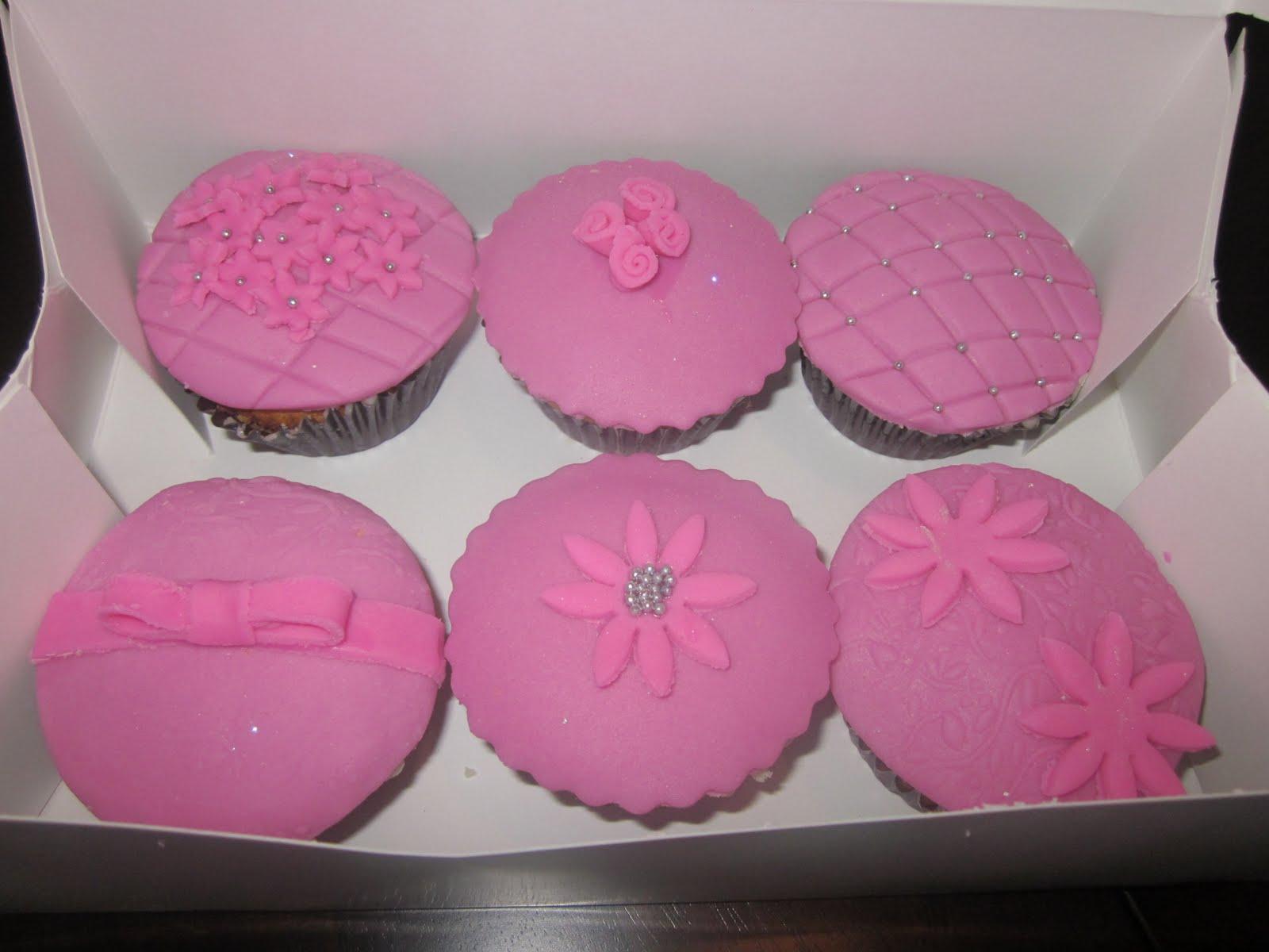 Deb S Cakes And Cupcakes Birthday Girl Cupcakes