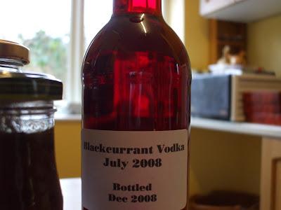 The Compost Bin: Making Damson Vodka