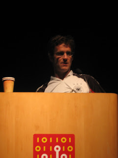 Paul Madsen at IIW2008a