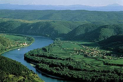 أين يقع نهر الدانوب ثقافة أونلاين