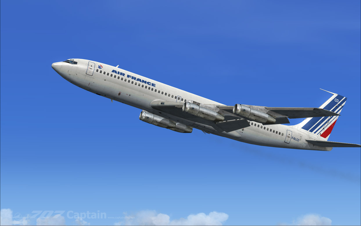 Fsx boeing 367 707 720 and 717 md 95 freeware package