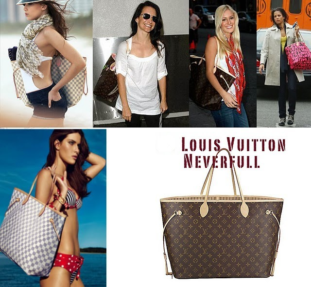 This Louis Vuitton Neverfull Can Never Fail Has The Natural Cowhide Leather Ts And Thanks To Its Clever Side Laces Loosen Strings