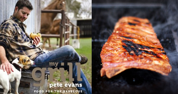 My Grill by Pete Evans - Outdoor Cooking Australian Style