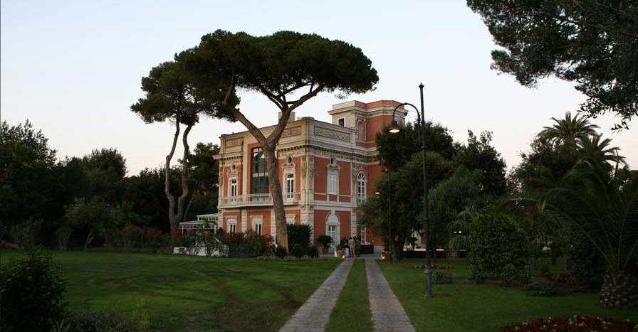 Torre Del Greco Villa Guarracino