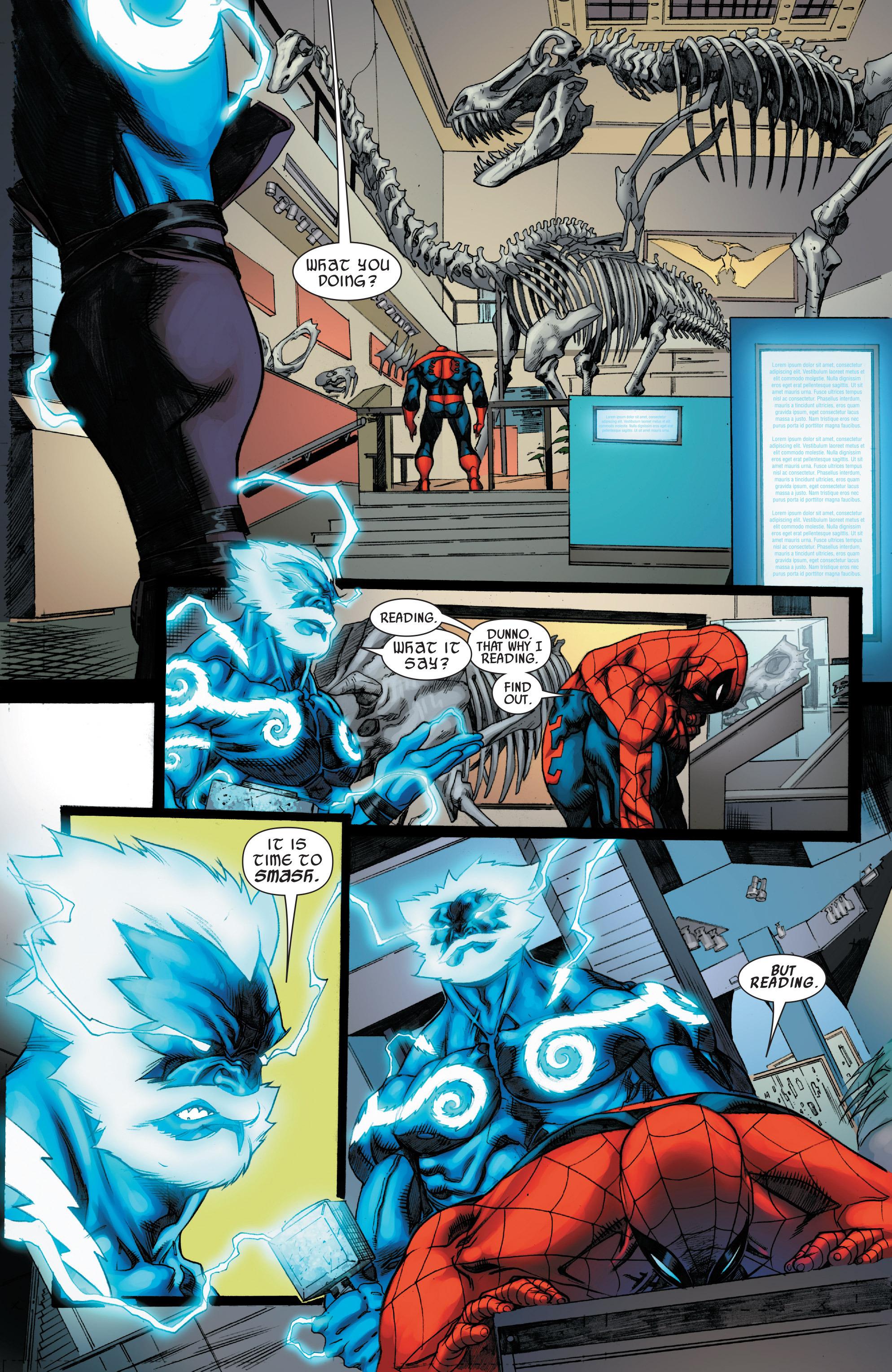 Read online World War Hulks: Spider-Man vs. Thor comic -  Issue #1 - 11
