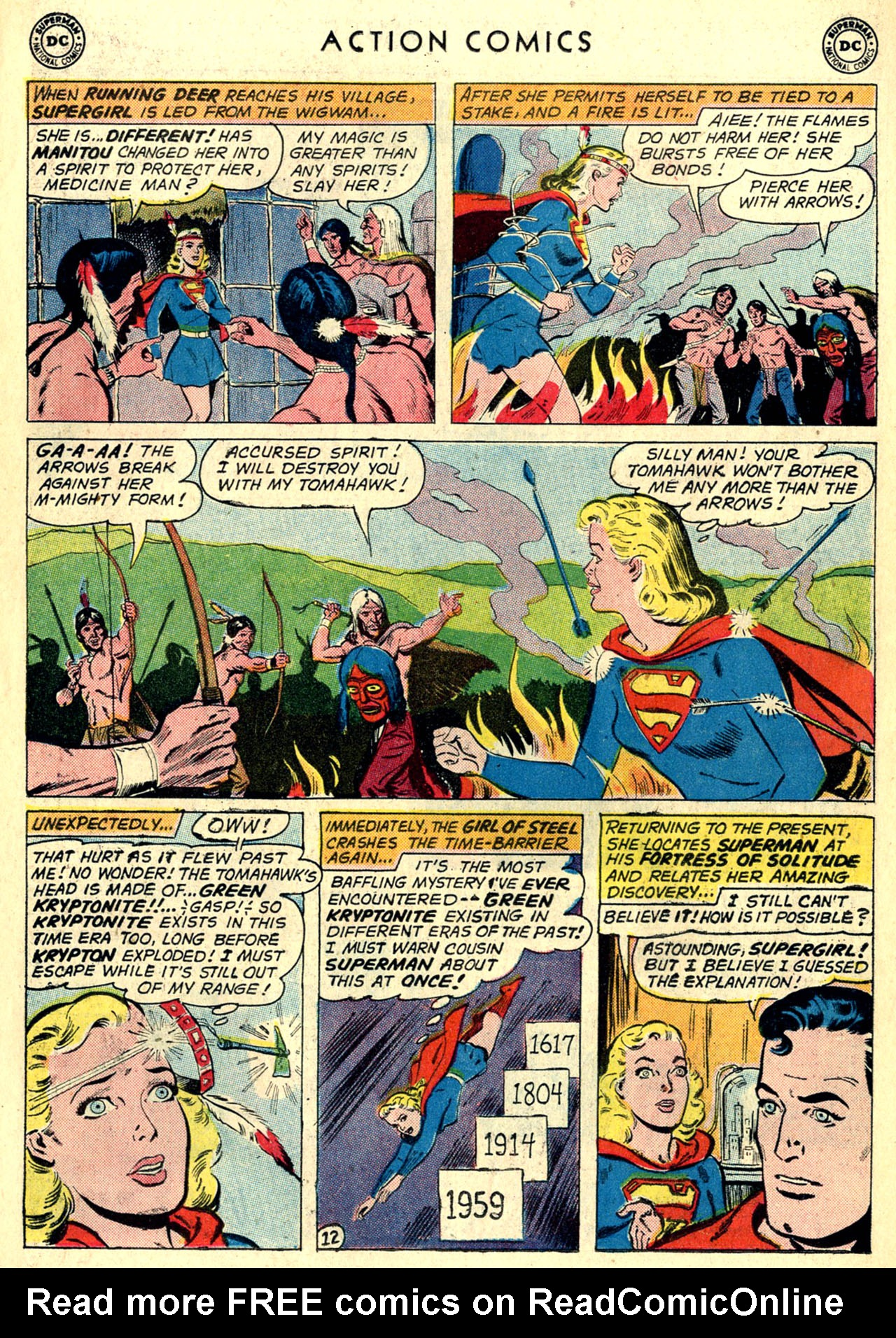 Read online Action Comics (1938) comic -  Issue #274 - 30
