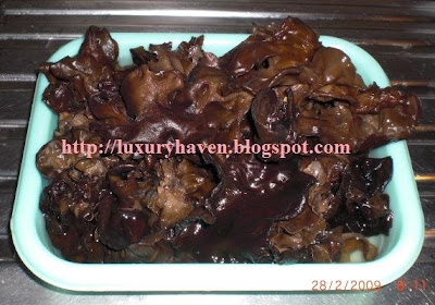 healthy chinese fungus recipes