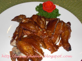 roast chicken party dish