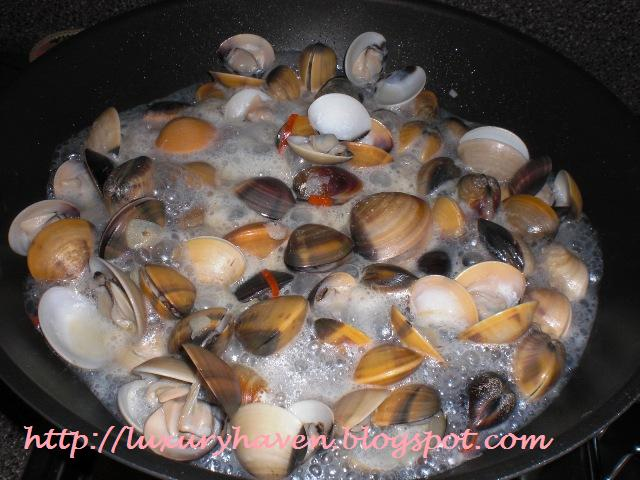 delicious juicy white wine clams recipes