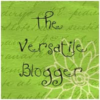 versatile blogger award luxury haven