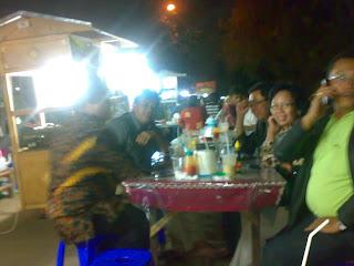 Partaipartai Com Anggota Dewan Kunjungi Wisata Kuliner Bekasi Di
