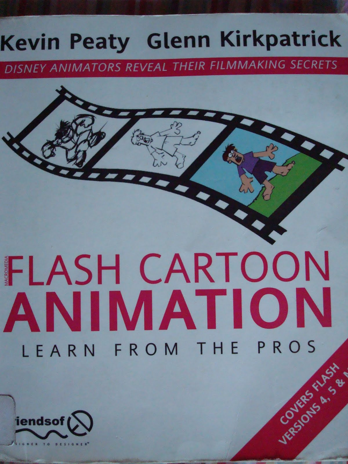 FLASH CARTOON ANIMATION BOOK PDF DOWNLOAD