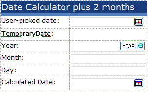 Out of the Box Solutions: InfoPath date calculations and