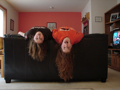 103/365 - Emily and lauren.. and gravity.
