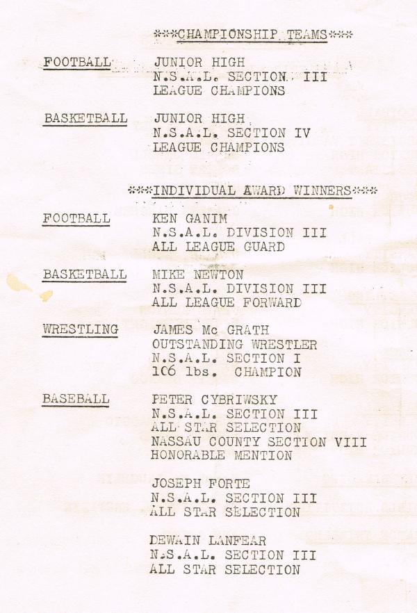 sample of program agenda football banquet template
