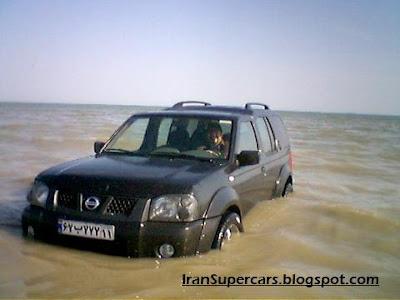 Iran Supercars Off Road Vehicles Hummer Amp More