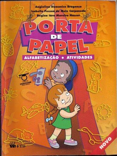 Atividades Escolares Livro Porta De Papel Download