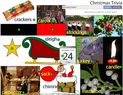 Chiew's ELL EFL ESL CLIL Games Activities: Xmas