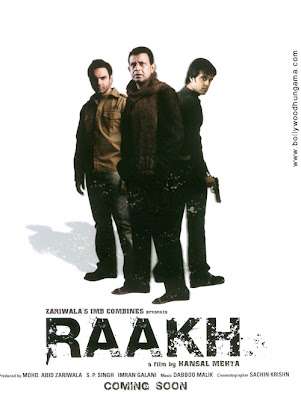 First Look Picture of Raakh Movie