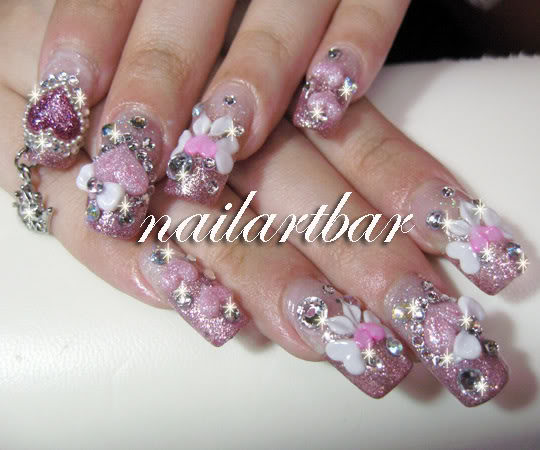 Wallpaper World Beautiful Nail Designs Gallery Pics