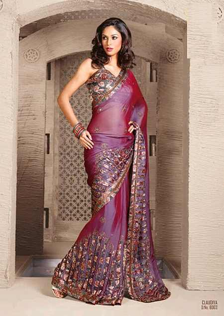 Trendy Indian Wedding Party Wear Ladies Designer Anarkali: Indian Sarees For Girls: Indian Designer Sari