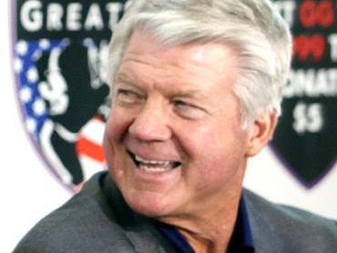 Jimmy Johnson, American football coach