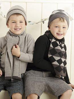 colección otoño invierno niños
