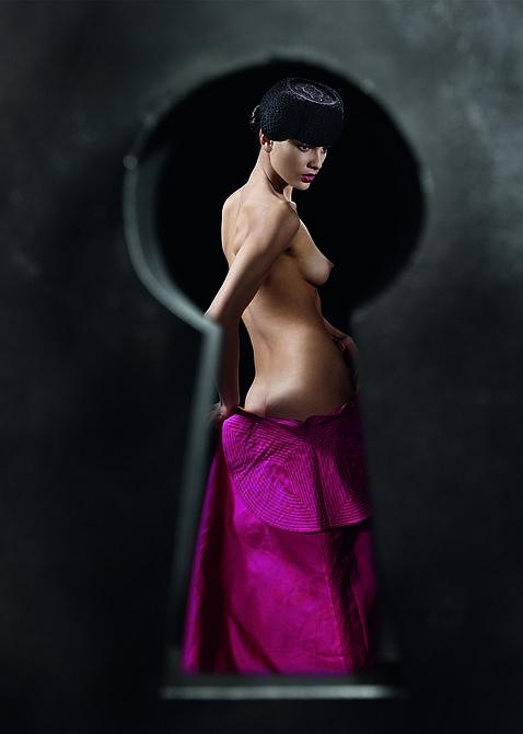 Exposición fotográfica de Antonio Banderas Secretos sobre negro