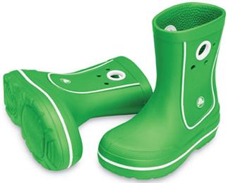 botas de agua Crocs
