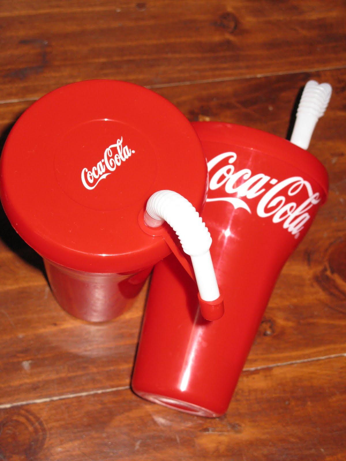 The Coca Cola Collectors Coca Cola Tumbler At Big Mak