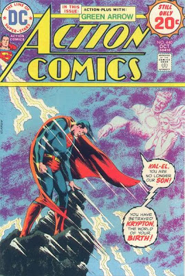 Action Comics #440, Superman, Nick Cardy